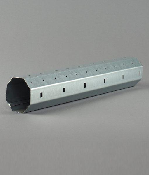 Rollladen Stahlwelle 8-Kant 60MM