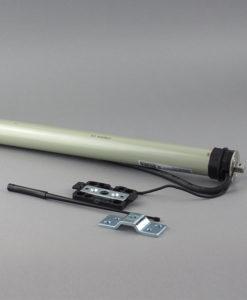 Funk Rohrmotor Rollladen 10NM Seitenansicht