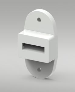 Gurtführung Rollladen MINI-System (hoch)