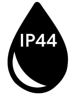 TDEP - IP44-Zertifizierung